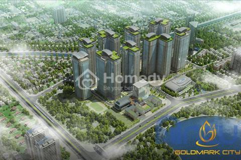 Cho thuê căn hộ chung cư Goldmark City 136 Hồ Tùng Mậu giá chỉ từ 6,9 triệu/tháng
