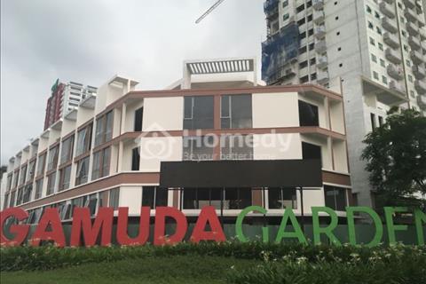 Shophouse Gamuda Gardens Tòa 2 75 m2 cho khách 1% chiết khấu trả chậm 36 tháng không lãi