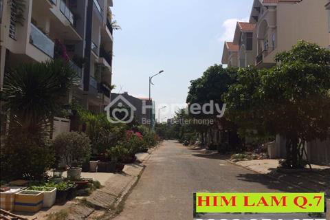 Cho thuê lô đất 5 x 18 m trong khu Him Lam Quận 7, 15 triệu/tháng, hợp đồng dài hạn