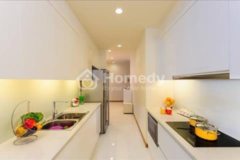 Cần cho thuê căn hộ Sunny Plaza - đường Phạm Văn Đồng, 2 phòng ngủ, nội thất, 15 triệu/tháng