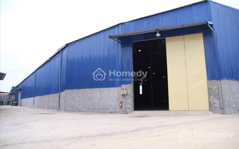 Kho xưởng chính chủ  Nguyên Khê Đông Anh Hà Nội cho thuê