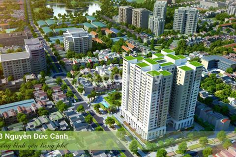 Suất ngoại giao chung cư HUD3 Nguyễn Đức Cảnh căn 1101 tòa H1 giá rẻ