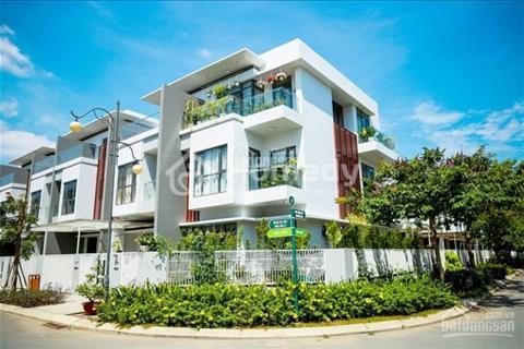 Chấp nhận bán lỗ căn biệt thự song lập đã xong nội thất, nhà hoàn thiện nội thất rẻ hơn giá nhà thô