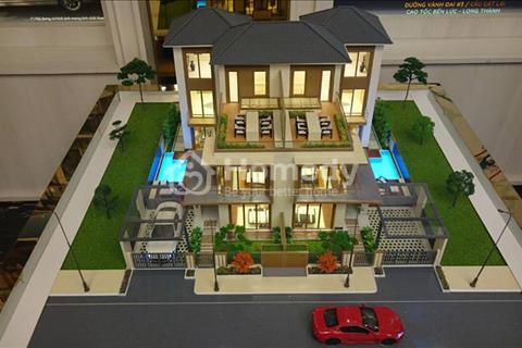 Bán nhà phố liền kề tại dự án Swan Bay City tại Đảo Đại Phước, Nhơn Trạch
