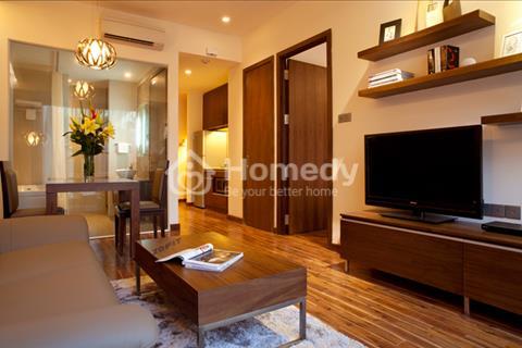 Cho thuê chung cư cao cấp D2 Giảng Võ 70 m2 giá ưu đãi 13 triệu/tháng – 2 phòng ngủ