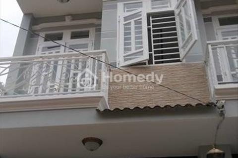 Nhà mới, sổ hồng riêng, Lê Văn Lương - Phước Kiển - Nhà Bè. Diện tích: 5 x 17m
