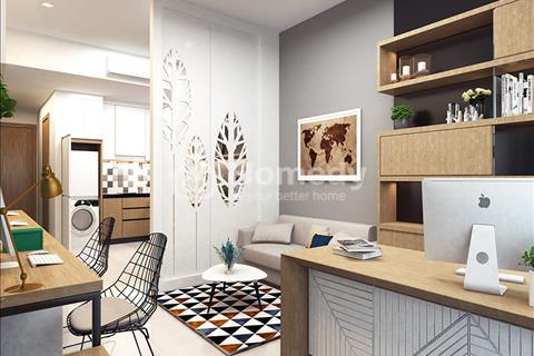 Dự án căn hộ 1 phòng ngủ, Officetel Richmond City Bình Thạnh, giá chỉ từ 1,1 tỷ/căn 38 m2