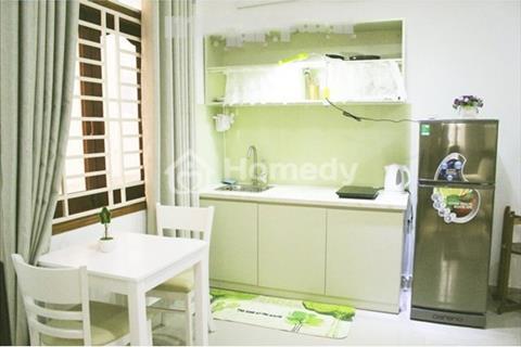 Cho thuê căn hộ mini, full nội thất nhà mới xây, Quang Trung, Gò Vấp