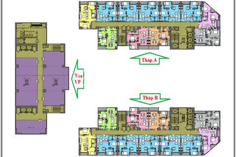Dự án Central Field 219 Trung Kính chính thức cho thuê diện tích văn phòng từ 100- 650 m2 giá rẻ