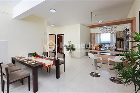 Cho thuê chung cư Amber Court Biên Hòa, 3 phòng ngủ, 117 m2