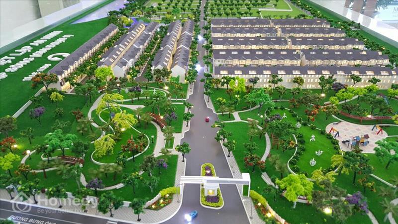 Dự án Khu dân cư Đại Phú TP Hồ Chí Minh - ảnh giới thiệu