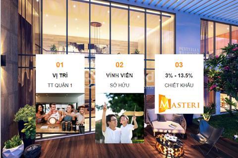 Officetel Millennium. Diện tích 30 - 48 m2, từ 2 tỷ, chiết khấu 3% - 13,5% đợt đầu