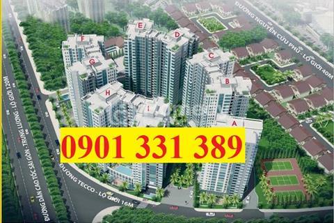 Chỉ 230 triệu/căn/2PN, Hỗ trợ vay 70% góp 4,5 triệu/tháng, Căn hộ ngay Khu Tên Lửa - Bình Tân