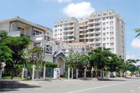 Chuyển công tác xa bán gấp căn hộ liền kề Quận 1, an ninh 24/24, 95 m2/2,4 tỷ