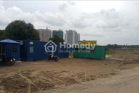Nhà phố quận Thủ Đức mặt tiền Tô Ngọc Vân chỉ 27 triệu/m2
