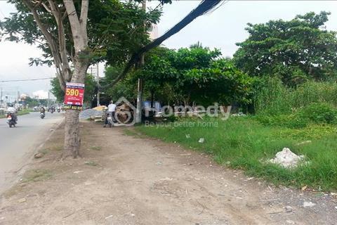 Cho thuê khu đất trống đường Nguyễn Thị Thập, Quận 7, Thành phố Hồ Chí Minh