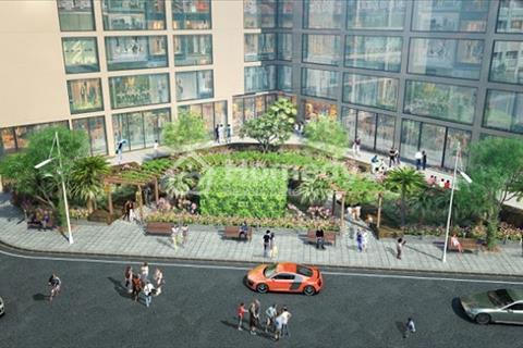 Cho thuê mặt bằng thương mại mặt phố Hàm Nghi và Nguyễn Cơ Thạch 2 tầng 420 m