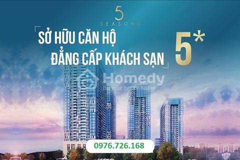 Căn hộ cao cấp ngay tại trung tâm quận Thanh Xuân chỉ với 1,6 tỷ