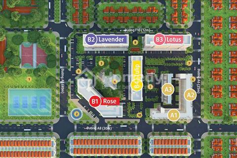 Green Town Bình Tân block B1 - Chính thức nhận đặt chỗ - 4 mặt tiền đường - giá tốt nhất