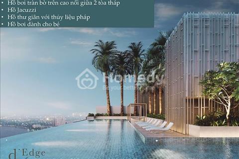 Bán căn hộ 2 ngủ - 90 m2, 3 ngủ – 144 m2 dự án D'Edge giá gốc chủ đầu tư Capitaland