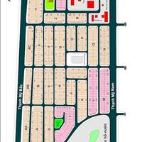 Đất khu 1, diện tích 5x17,5m, đường 12m, hướng Đông Nam, giá 63 triệu/m2