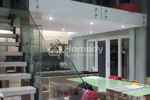 Cho thuê căn hộ sân vườn Nguyễn Hữu Thọ 450 m2, 5 phòng ngủ, 5 wc