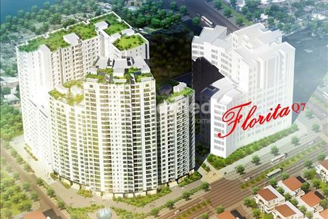 Cần tiền gấp bán huề vốn lại Shophouse căn hộ Florita mặt tiền đường D1  khu dân cư Him Lam
