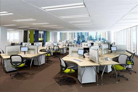 Cho thuê chỗ ngồi làm việc tại tòa nhà hạng A Pearl Plaza chỉ với 25.000/giờ