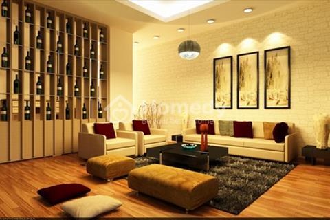 Cho thuê căn hộ chung cư N04 Hoàng Đạo Thuý. 3 phòng ngủ full đồ