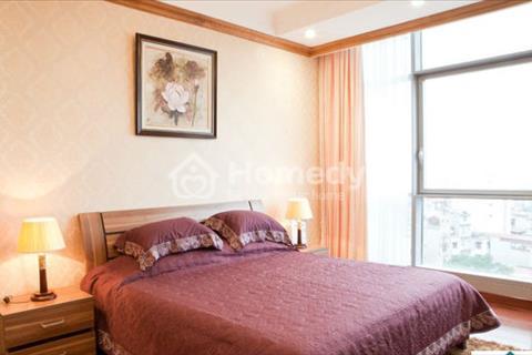 Cho thuê căn hộ N04 Hoàng Đạo Thúy, 135 m2, 3 ngủ, đầy đủ đồ mới, 900 usd/tháng