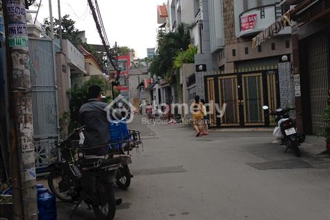 Tôi cần bán nhanh nhà 2 mặt tiền 16 m Nguyễn Đình Chính, 4 x 20 m. Giá 12,5 tỷ