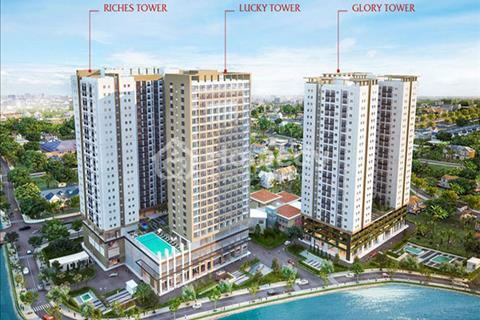 Căn hộ cao cấp Richmond mặt tiền đường Nguyễn Xí Bình Thạnh 66m2 giá 1,83 tỷ 3 PN, chiết khấu 18%