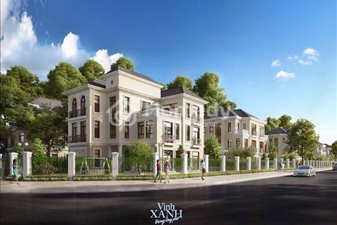 Bán căn biệt thự diện tích 306,8 m2, Vinhomes Green Bay Mễ Trì, mặt hồ