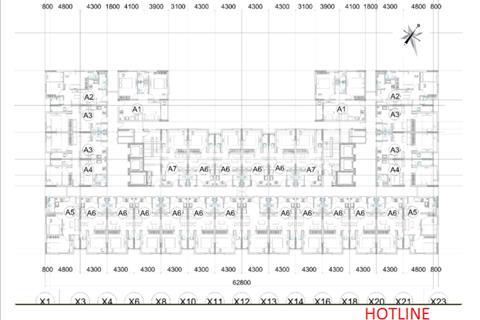 Chỉ cần 225 triệu sở hữu ngay căn hộ chung cư Vĩnh Lộc A 45 m2 - 2 PN nằm ngay cạnh KCN Vĩnh Lộc