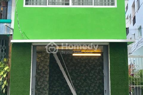 Cho thuê nhà 2 mặt tiền đường Hồ Hảo Hớn, phường Cô Giang, Quận 1