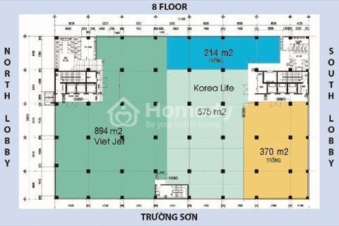 Cho thuê văn phòng tại tòa nhà C.T Plaza Trường Sơn