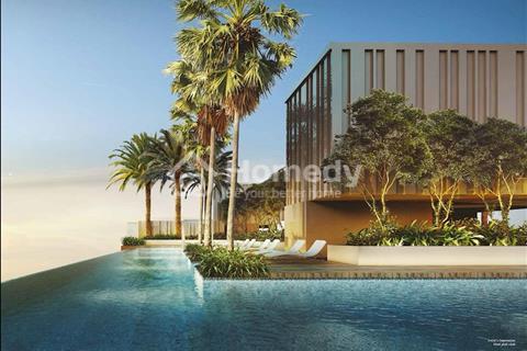 Căn hộ D'Edge Thảo Điền, Capitaland, 2 phòng ngủ 90 m2 giá 6,8 tỷ, nội thất cao cấp