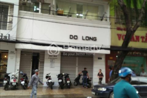 Cho thuê nhà mặt tiền đường Bùi Viện, phường Phạm Ngũ Lão, Quận 1