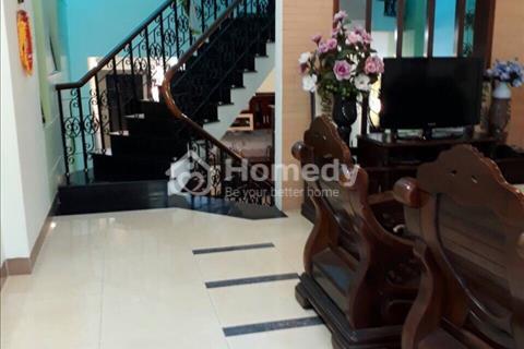 Cho thuê nhà đường Hồ Nghinh, Sơn Trà, Đà Nẵng, 3 tầng, 4 phòng ngủ, 25 triệu/tháng