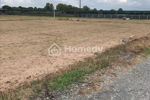 Kẹt tiền cần bán gấp lô đất nông nghiệp ở Hòa Phú, Củ Chi, 2.518 m2, đất trồng trọt chăn nuôi