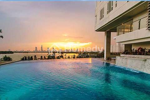 Bán gấp căn hộ tháp Bora, B-10.10, giá 42,3 triệu/m2 (đã VAT), thanh toán 25% nhận nhà, view sông