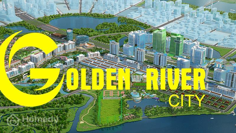 Dự án Khu dân cư Golden River City Long An - ảnh giới thiệu