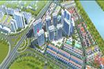 Tọa lạc ngay trung tâm hành chính thị trấn, Khu dân cư Golden River City được quy hoạch là khu vực phát triển mới của vùng với chức năng trung tâm giao thương của cả khu vực nhờ vào lợi thế giao thông hiện đại gồm quốc lộ 50, quốc lộ 1A, tuyến đường cao tốc Thành phố Hồ Chí Minh – Trung Lương.