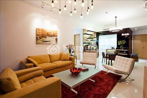 Cần bán căn hộ the Vista 3 phòng ngủ, tầng 15, 142 m2. Giá chủ đầu tư, view hồ bơi