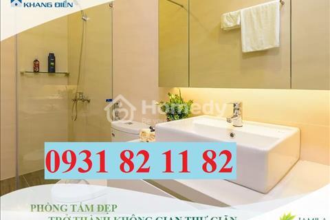 Suất nội bộ mua căn A. 23.06 Jamila Khang Điền, tặng ngay máy lạnh cho người có thiện chí