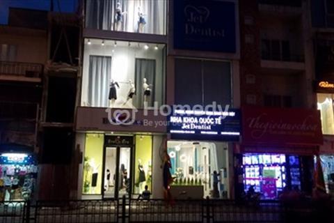 Cho thuê nhà mặt phố Lê Thanh Nghị – Hai Bà Trưng: 35 m2 X 6 tầng, mặt tiền 6,2 m
