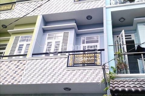 Bán nhà mới 2 lầu, Lê Văn Lương - Phước Kiển - Nhà Bè. Diện tích 4 m x 10 m
