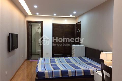 Cho thuê căn hộ Golden Land 111 m2, 3 ngủ, đủ đồ, 15 triệu/tháng