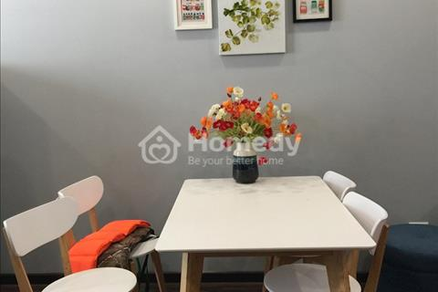 Cho thuê căn hộ Mường Thanh 1 PN, 2 mặt tiền tầng trung view TP Đà Nẵng, lung linh, 50 m2, NT xịn
