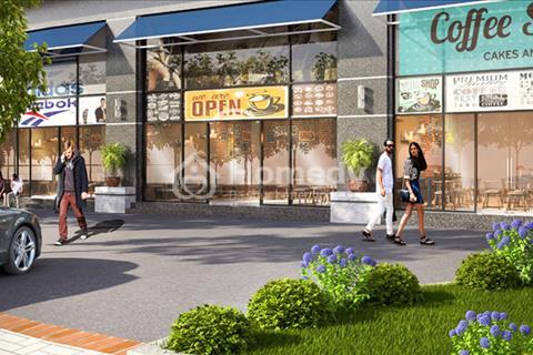 Bán 18 lô shophouse khu phức hợp thương mại sơn thịnh 3 vũng tàu giá chỉ 21 triệu / m2